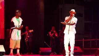 Lij Michael & Fantu Mandoye Rapping! Very FUNNY!