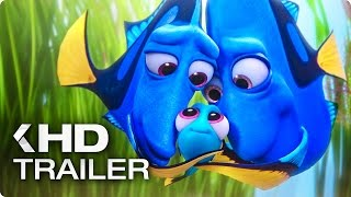 Finding Dory ALL Trailer & Clips (2016)