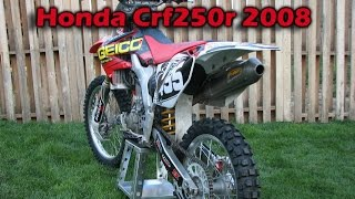Geico Honda Crf250r Rev Limiter *Updated*