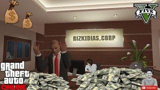 GTA 5 Online Indonesia - Bekerja menjadi CEO