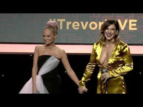 """Kristin Chenoweth & Shoshana Bean - """"For Good"""" (LIVE at TrevorLIVE LA 2017)"""