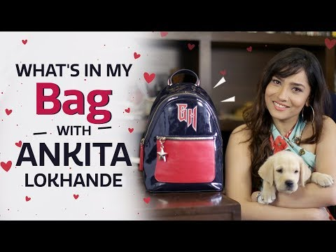 Xxx Mp4 What S In My Bag With Ankita Lokhande S03E04 Fashion Pinkvilla Bollywood 3gp Sex