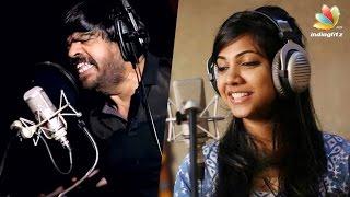 Madonna Sebastian & T Rajendar sing duet for Hip Hop Thamizha Aadhi | Kavan Movie Song