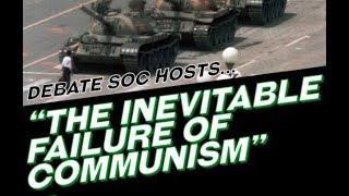 The Inevitable Failure of Communism