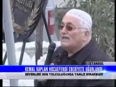 Kemal KAPLAN Hoca Efendi nin Cenaze Namazı 03.02.2012