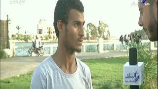 لقاء مع محمود عبد الله لاعب نادي الاسماعيلي | مع شوبير