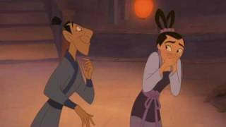 Mulan 2 - the laugh