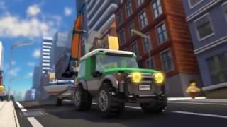 Getaway Goons - LEGO City Police - Mini Movie Part 2