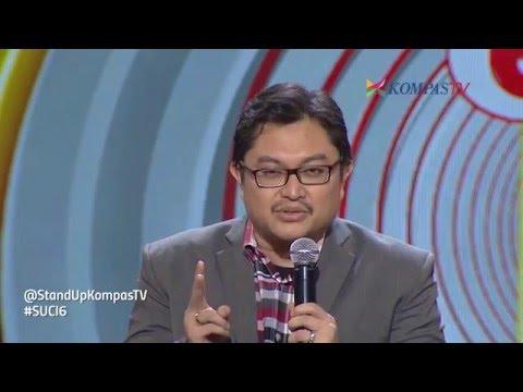 Irvan Hidup Seorang Ilmuwan SUCI 6 Show 2
