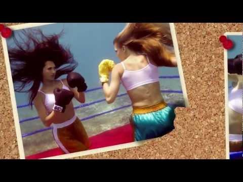 Angie Vu Ha boxing - YouTube