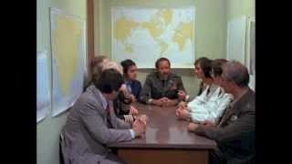 Attack of the Killer Tomatoes - Conference Room Scene