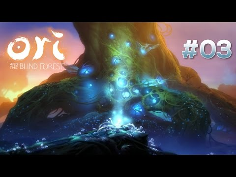 The Most Colorful Adventure - Ori and the Blind Forest Beautiful Moments #14