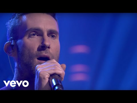Maroon 5 - Cold (Live On The Tonight Show Starring Jimmy Fallon) ft. Future