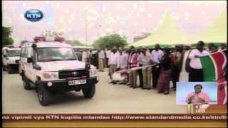 Kaunti ya mandera yaingia katika mkataba na shirika la Msalaba Mwekundu