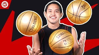 How To Spin A Basketball   KalaniBallFree