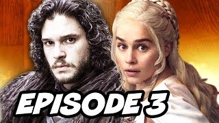Game Of Thrones Season 6 Episode 3 TOP 10 WTF and Book Changes