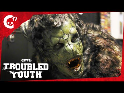 TROUBLED YOUTH Stalking Sheep Crypt TV Monster Universe Short Film