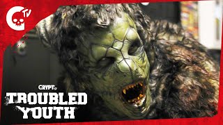 Troubled Youth | Short Horror Film | Crypt TV
