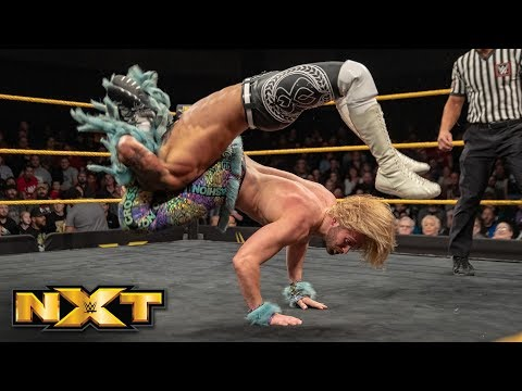 Xxx Mp4 Ricochet Vs Tyler Breeze NXT North American Championship Match WWE NXT Dec 12 2018 3gp Sex