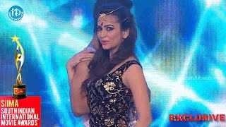 Kriti Kharbanda Dazzling Dance Performance@SIIMA 2014, Kannada