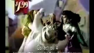 Hunchback of Notre Dame Burger King Dolls Commercial