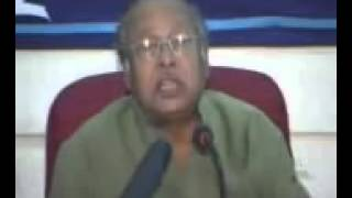 Ex Govt Sec. Asafuddowla on BD affairs 1 mp4