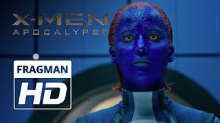 X-Men: Apocalypse   Türkçe Altyazılı 2. Fragman   2016
