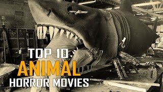 Top 10 Animal Horror Movies