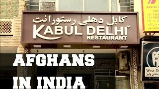 India : Little Kabul a home for Afghans in Delhi