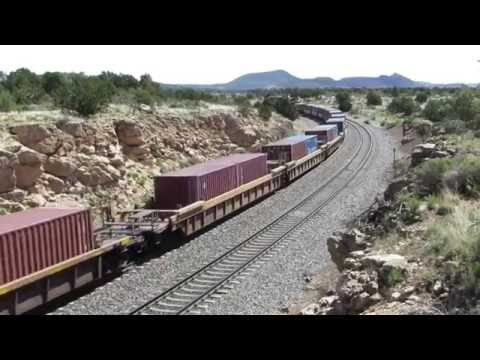 Xxx Mp4 BNSF 5012 And 5244 Stack Train Helpers MP333 May 2014 3gp Sex