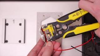 V-Mount to Gold mount DIY adapter plate - DSLR FILM NOOB