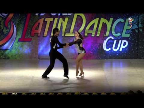 Vilma & Estefania, India & Mexico, Bachata Amateur Couple, Final 1st Place, WLDC 2016