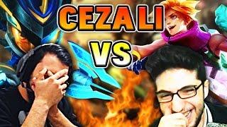 KFCEatbox vs ANaKiinN | CEZALI CHALLENGE