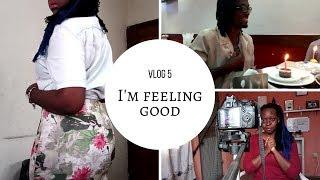 Vlog 5 - I am feeling good! | OmogeMuRa