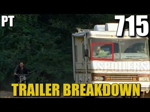 The Walking Dead Season 7 Episode 15 Preview & Trailer Breakdown TWD 715