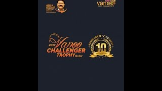Scorpions Friends Kuwait v/s Hanan cricket club | Mega final | Vanoo Champions Trophy 2017 | Qatar