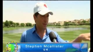 البطولة الدولية للجولف بالعين السخنة 2013
