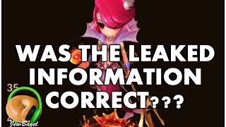 SUMMONERS WAR : New Pirate Monster Skills... was the leaked information correct???