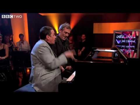 Hugh Laurie & Jools Holland play an amazing piano duet - Later... with Jools Holland - BBC Two HD