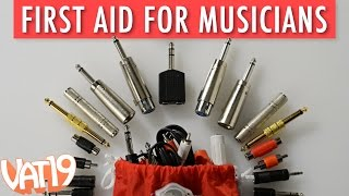 A Musician's First Aid Kit