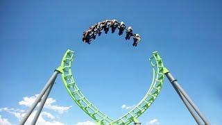 ১০ টি ভয়ঙ্কর রোলার কোস্টার যা বিশ্বাস করতেও কষ্ট হবে আপনার || Top 10 Roller Coaster