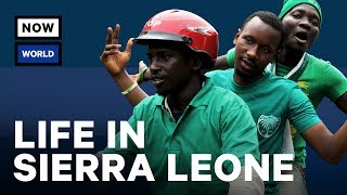 What's Life Really Like In Sierra Leone? | NowThis World