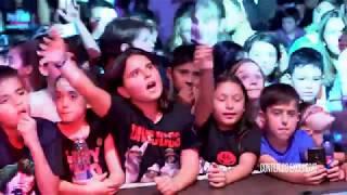 DIVIDIDOS. Sucio y desprolijo, concierto para chicos. 25/11/2017