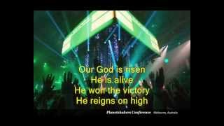 Planetshakers The Anthem (Hallelujah) lyrics 2013