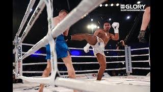 GLORY 63: Petchpanomrung Vs Serhii Adamchuk (Featherweight Championship Bout) - Full Fight