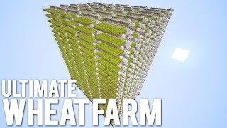 TOO SMALL: MASSIVE Auto Wheat Farm!
