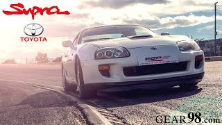 Toyota Supra - Gear98