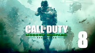 Call Of Duty 4 MW: Remastered | Español | Capitulo 8