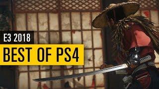 Die besten PS4-Spiele der E3 2018