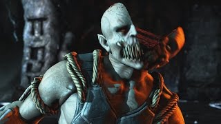 Mortal Kombat X - All Faction Kills on Baraka *PC Mod* (1080p 60FPS)